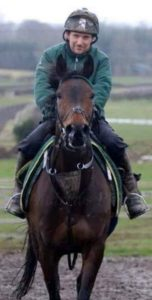 Simon Olley: Assistant trainer to Philip Kirby.