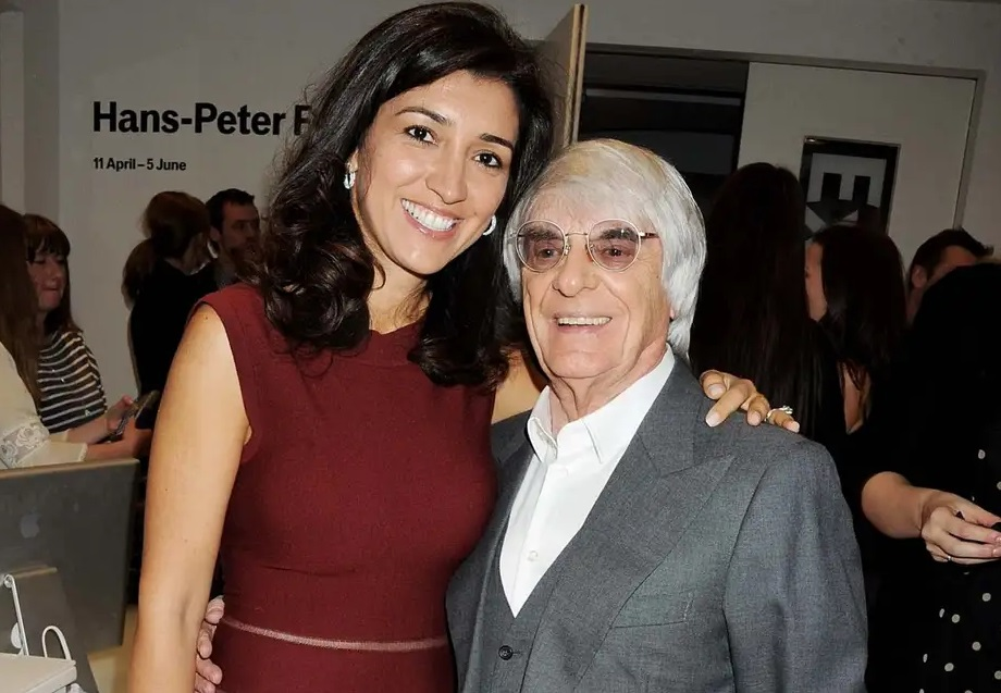 Bernie Ecclestone to become a father at 89 years of age