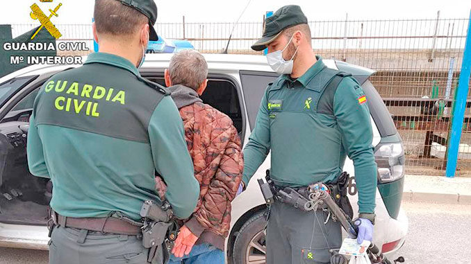 Romanian arrested for going fishing