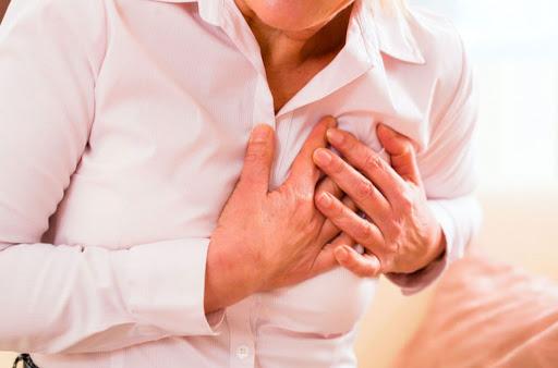 Patients with heart attack symptoms are refusing to attend hospital for fear of infection