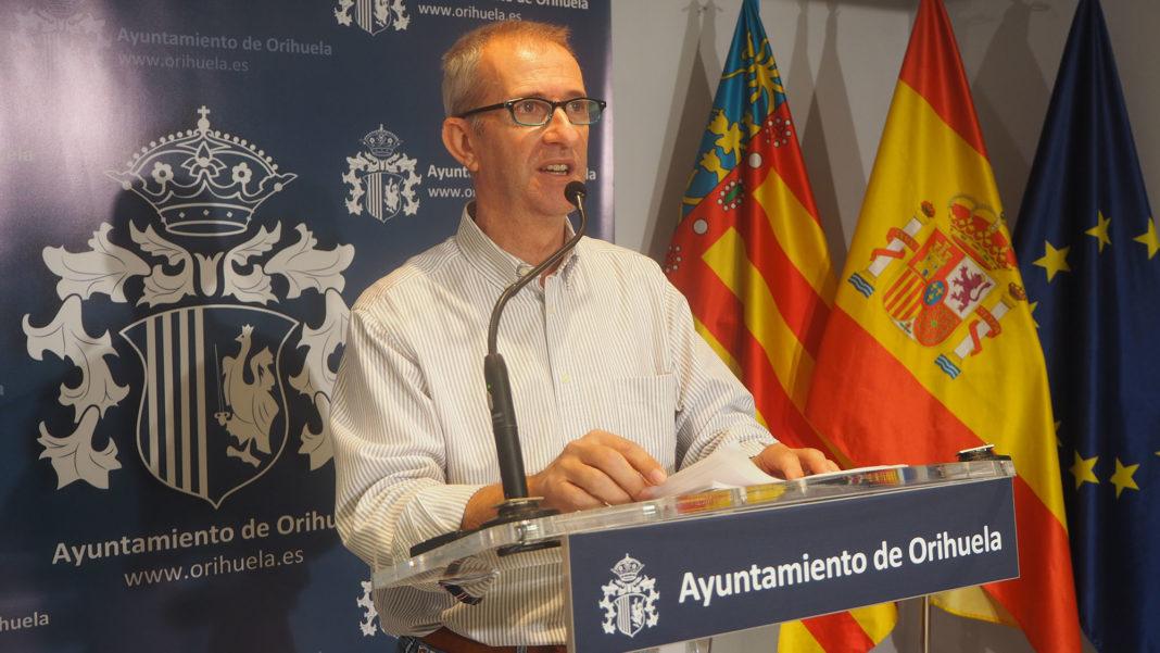 Galiano criticises the Valencian Government as it fails to provide coronavirus data