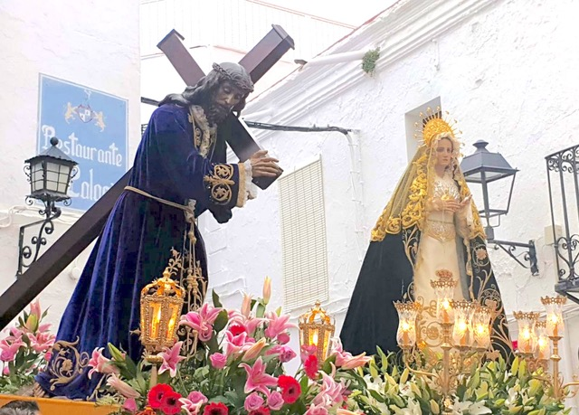 Mojácar's Easter, Full of Tradition and History
