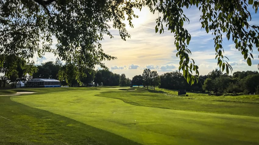 The 2020 Barbasol Championship will be played July 16-19 at Champions at Keene Trace in Nicholasville, Kentucky