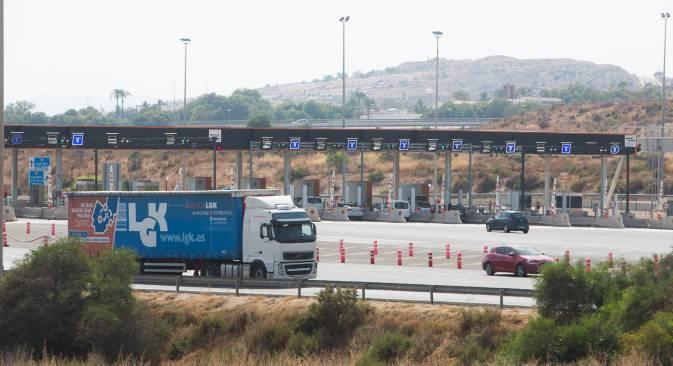 Ausur doubles the price of motorway tolls over Easter