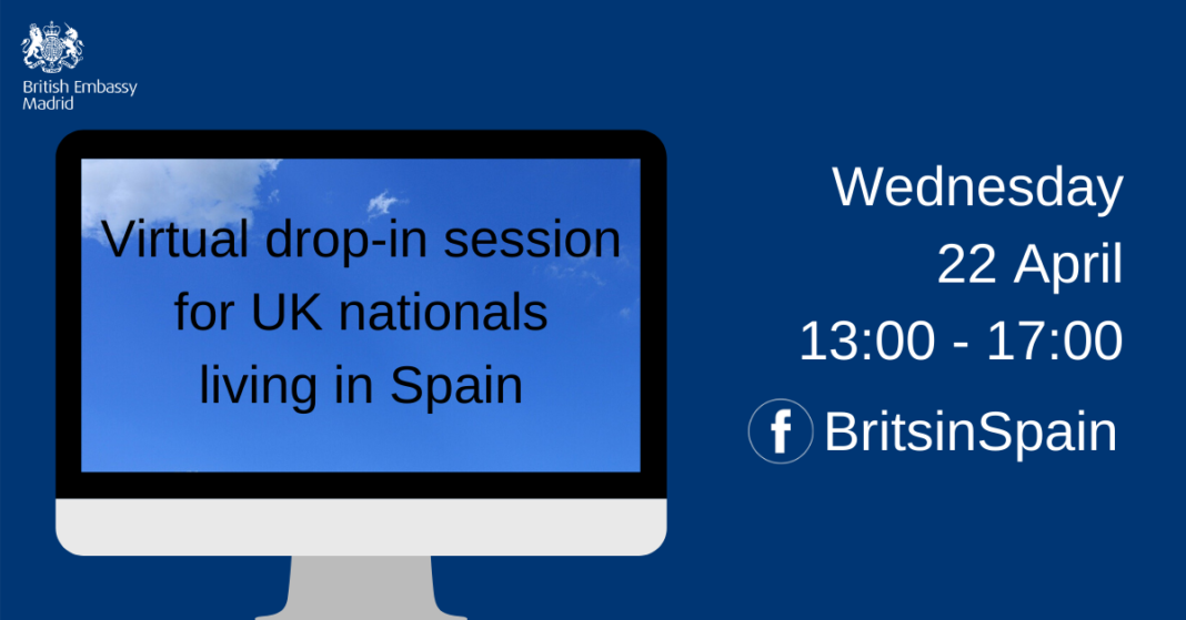 Virtual Drop In Session for UK Nationals