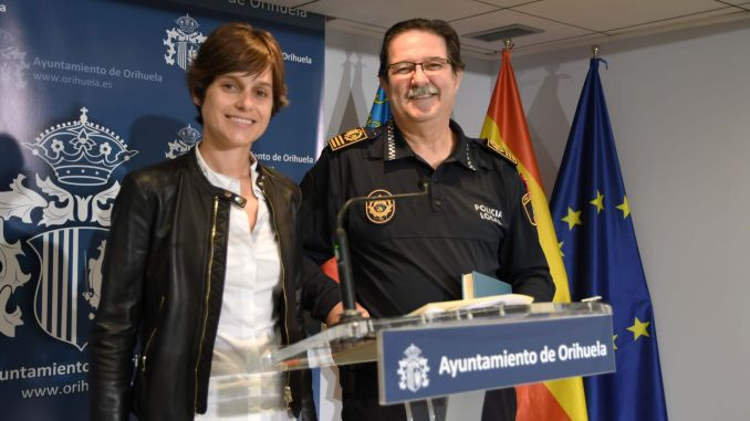 Ten new Local Police officers for Orihuela