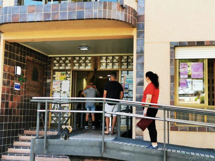Benejúzar City Council reopens its doors to the public