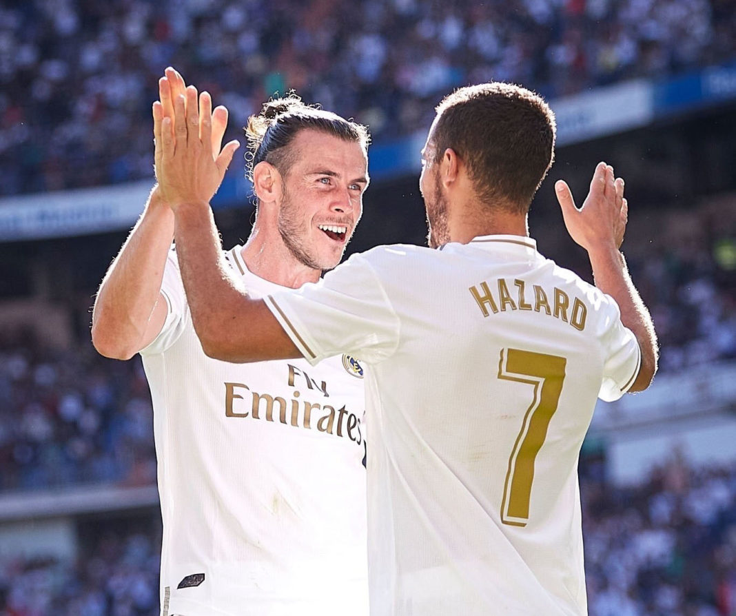 Real Madrid still keen to offload Gareth Bale