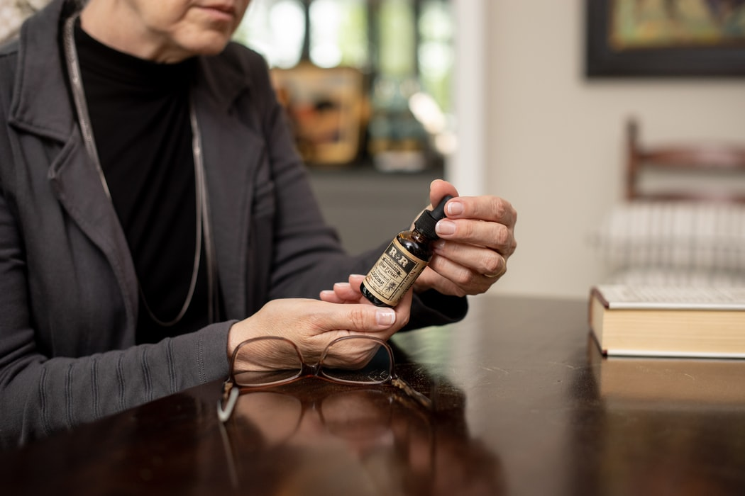 CBD for the Over 60s