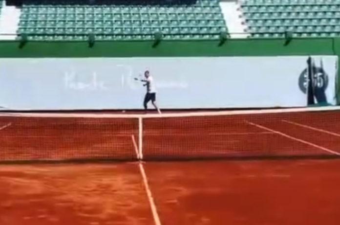 Djokovic sparks controversy in Marbella