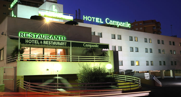 The Campanille hotel in Alicante became the first establishment to open in Alicante yeterday