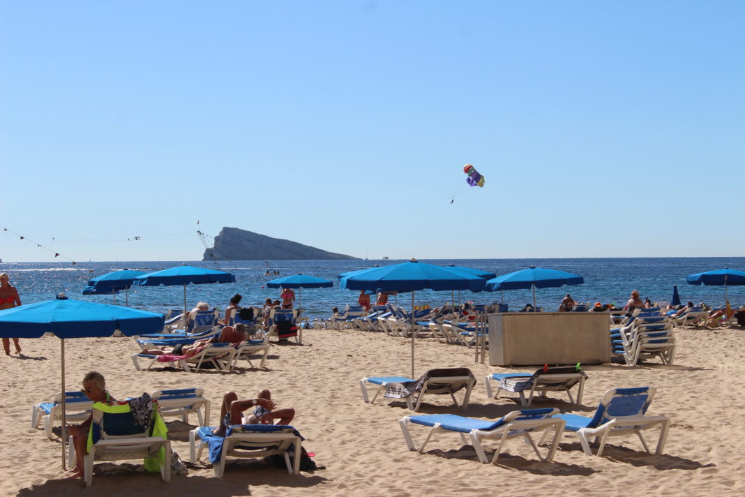 Consell to regulate capacity of the beaches with a mobile application