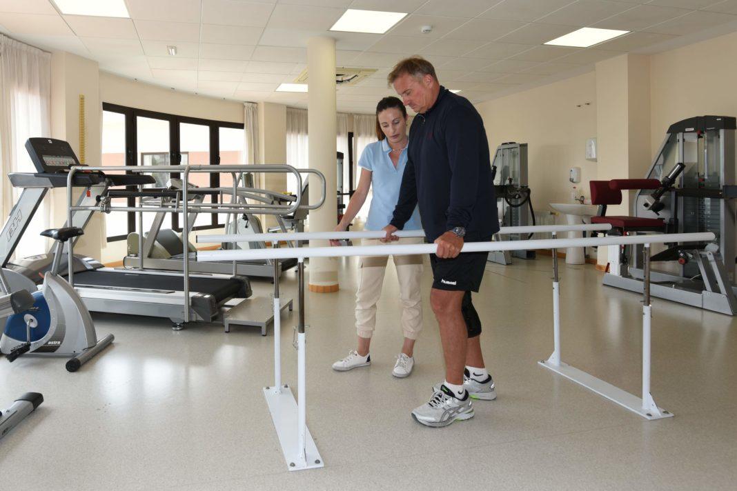 Rehabilitation program tailored for Corona patients
