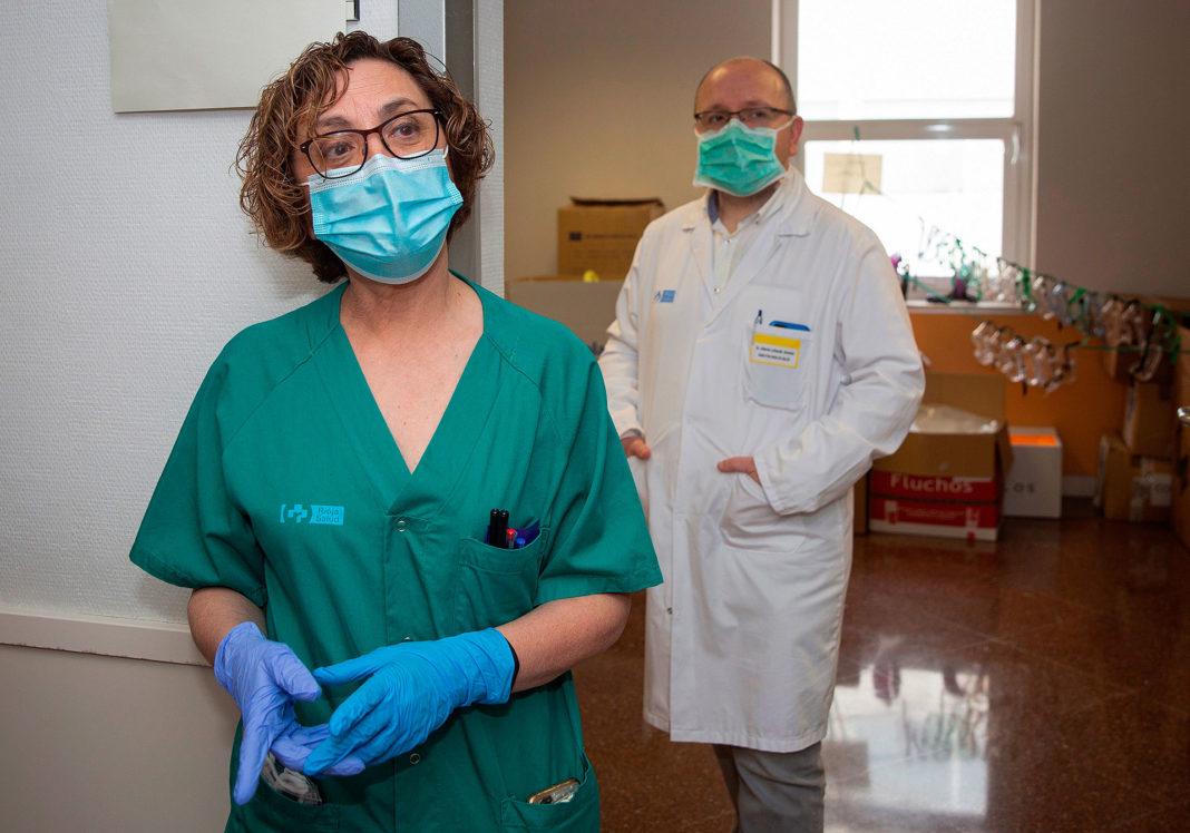 Coronavirus: Benidorm, Callosa and Vall d'Alcalà, have the highest per capita rate