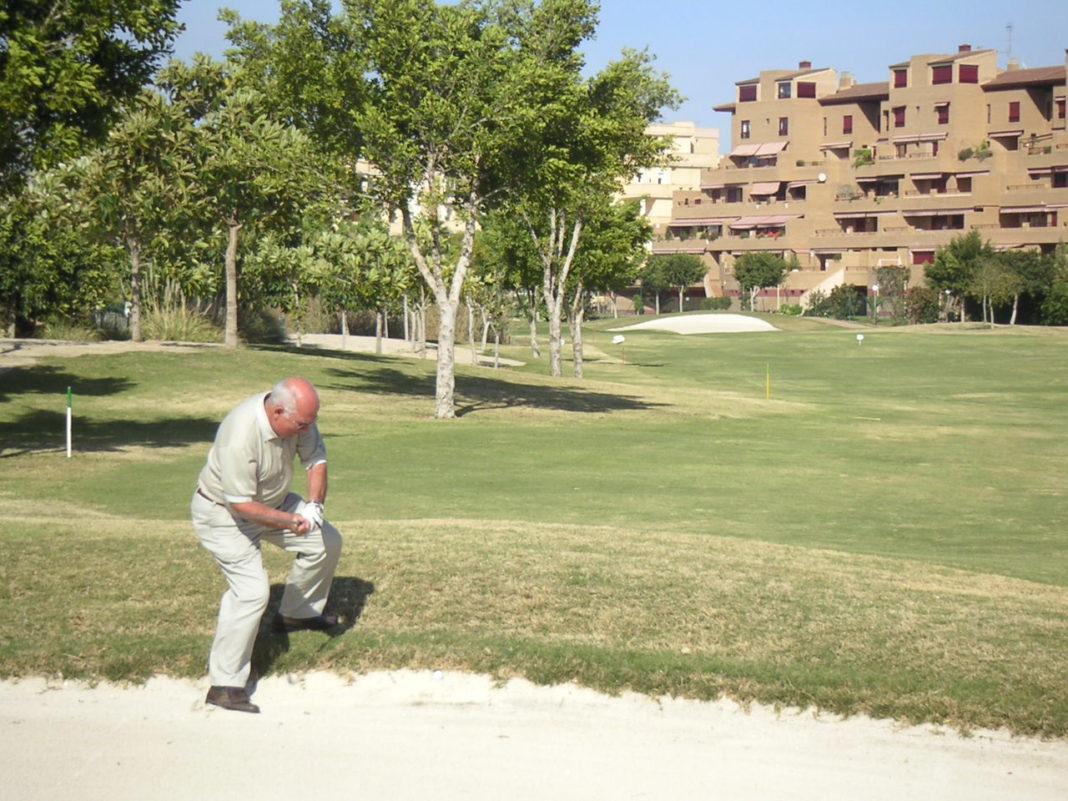 Golf - Coronavirus update