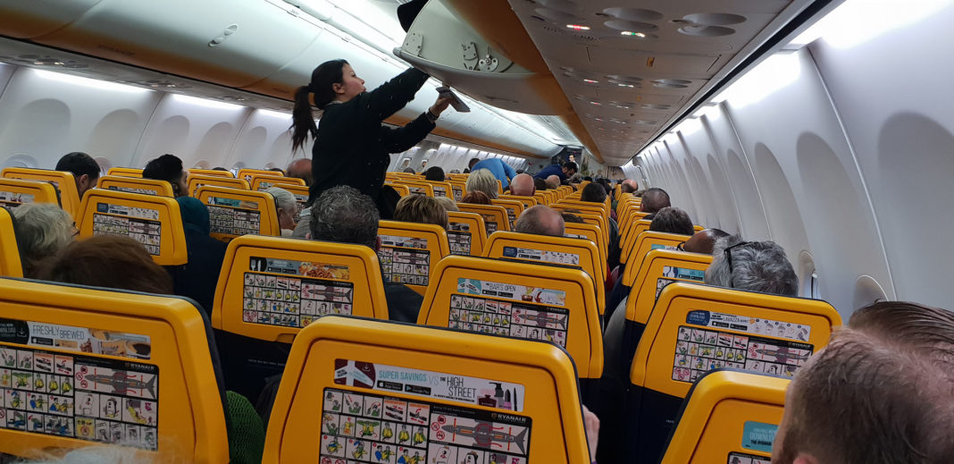 Ryanair's plans reveal almost 1,000 flights a day - from July 1