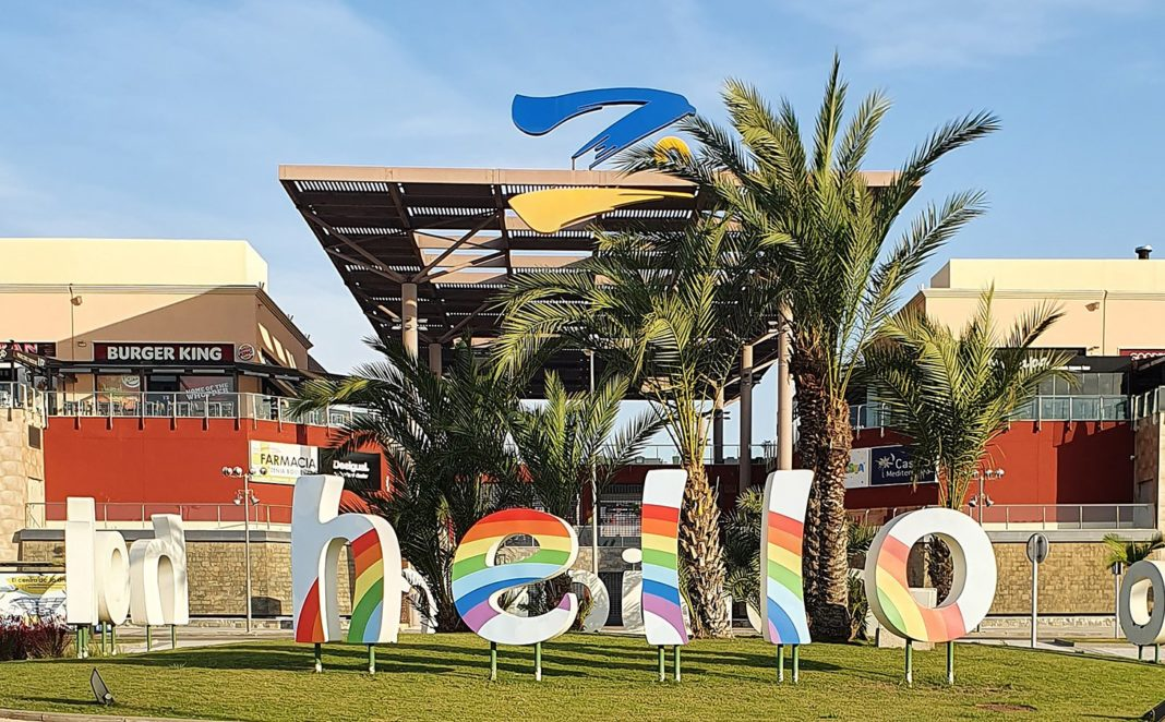 Zenia Boulevard to reopen in phase 2