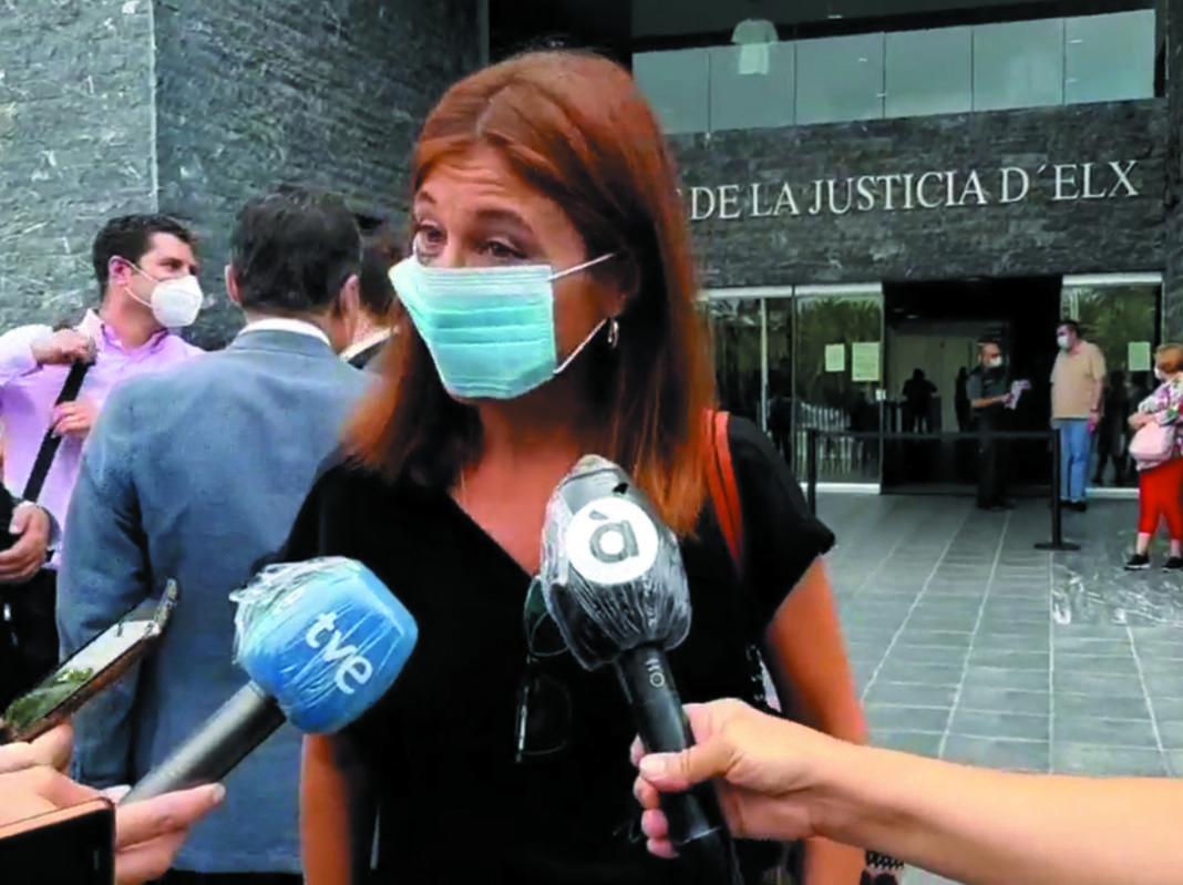 Former Orihuela mayor Monica Lorente
