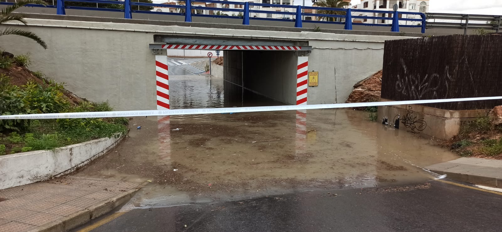 PSOE blames flooding on lack of government investment in Orihuela