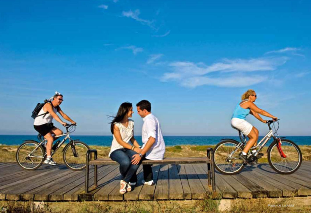 Ciudadanos want a municipal bicycle service in Torrevieja