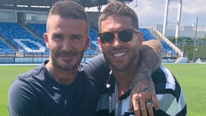 Beckhams to determine the future of Sergio Ramos