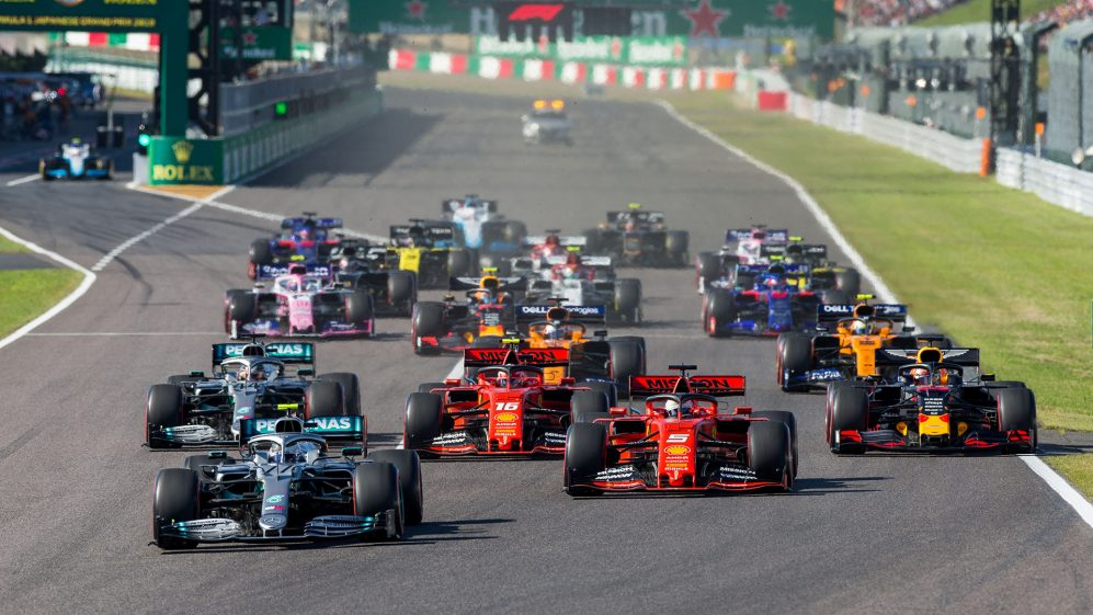 THE 2020 Azerbaijan, Singapore and Japanese Grands Prix have been cancelled in the wake of the coronavirus pandemic, Formula 1 has confirmed.