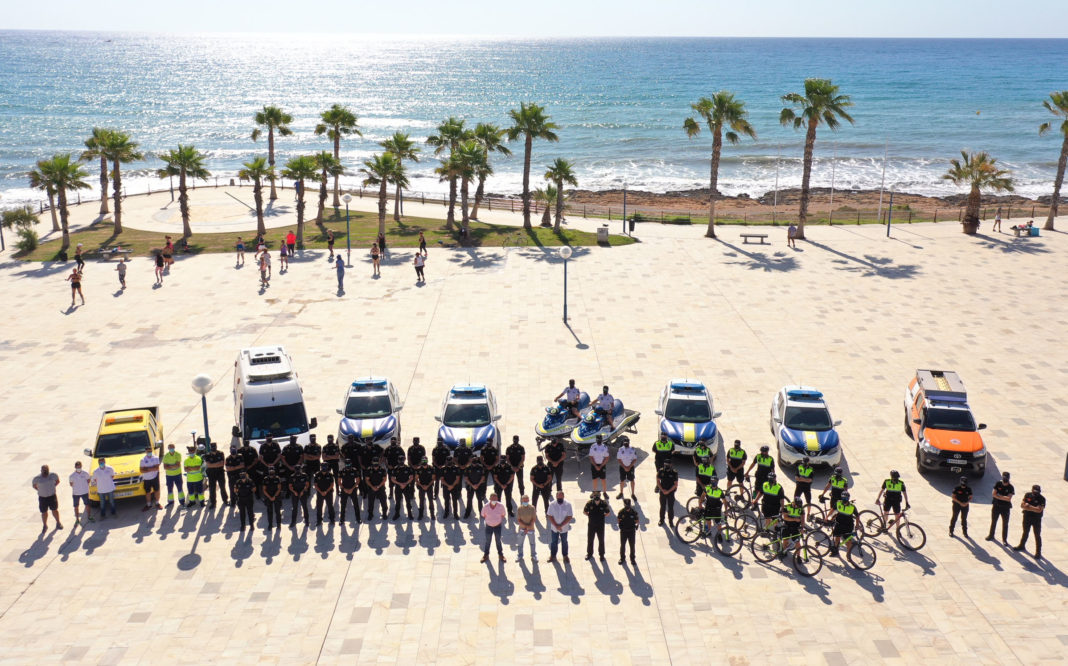 No pre booked plots for Orihuela Beaches