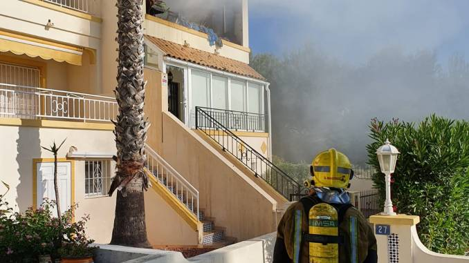 Woman dies after an explosion at her Orihuela Costa home