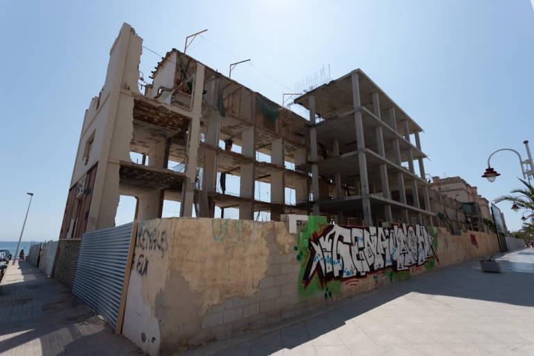Princesol ordered to demolish the Arenales del Sol hotel