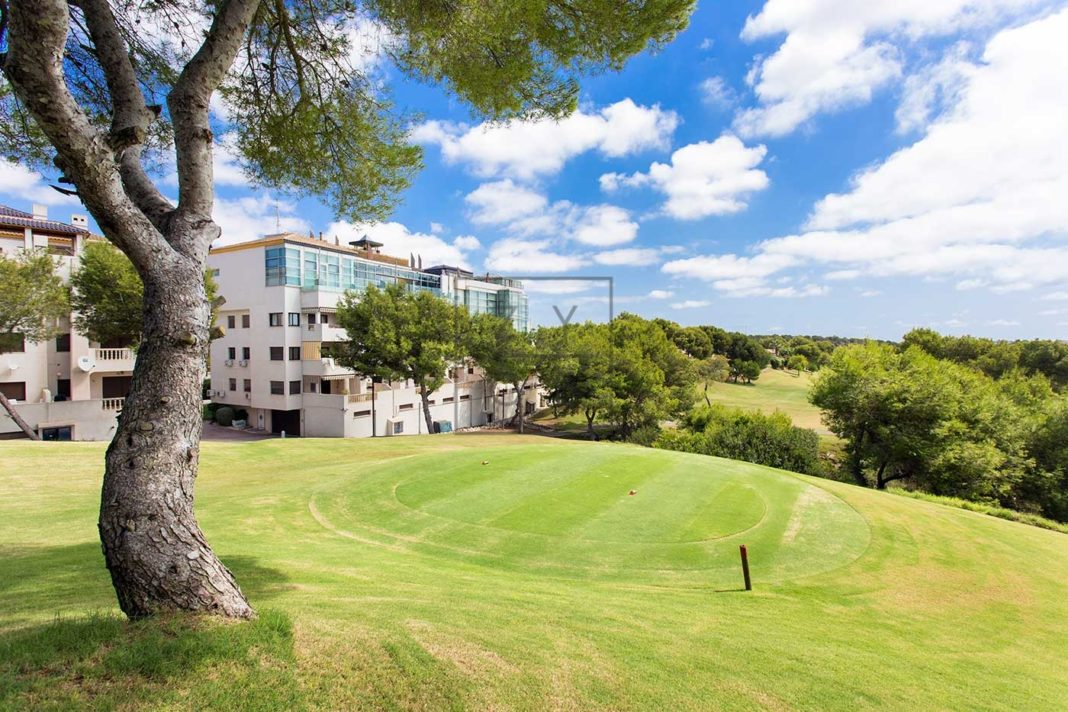 Promotion of golf tourism on the Orihuela Costa