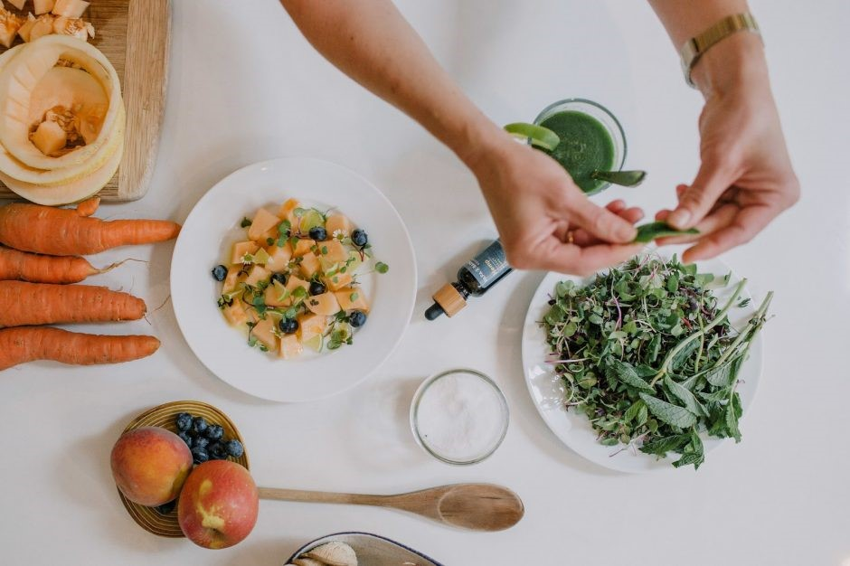 The effects of CBD within the food are experienced more slowly