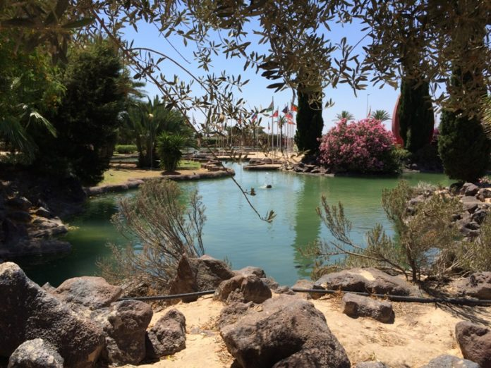 Torrevieja opens its parks and gardens on Friday