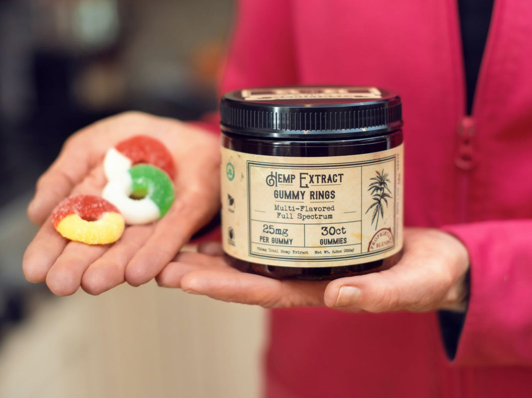 CBD Gummies for Pain: True or False?