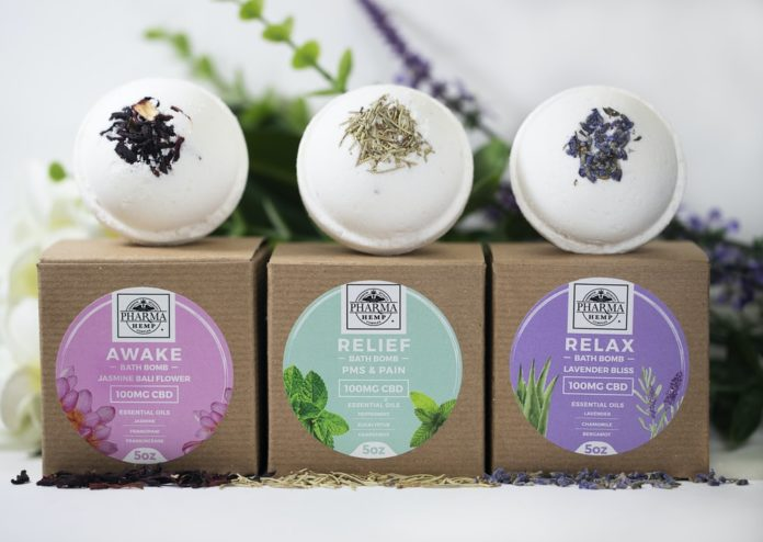 What Is a Good CBD Bath Bomb Recipe?