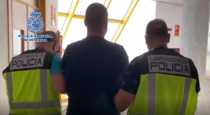 Northern Irish paedophile teacher arrested in Cartagena