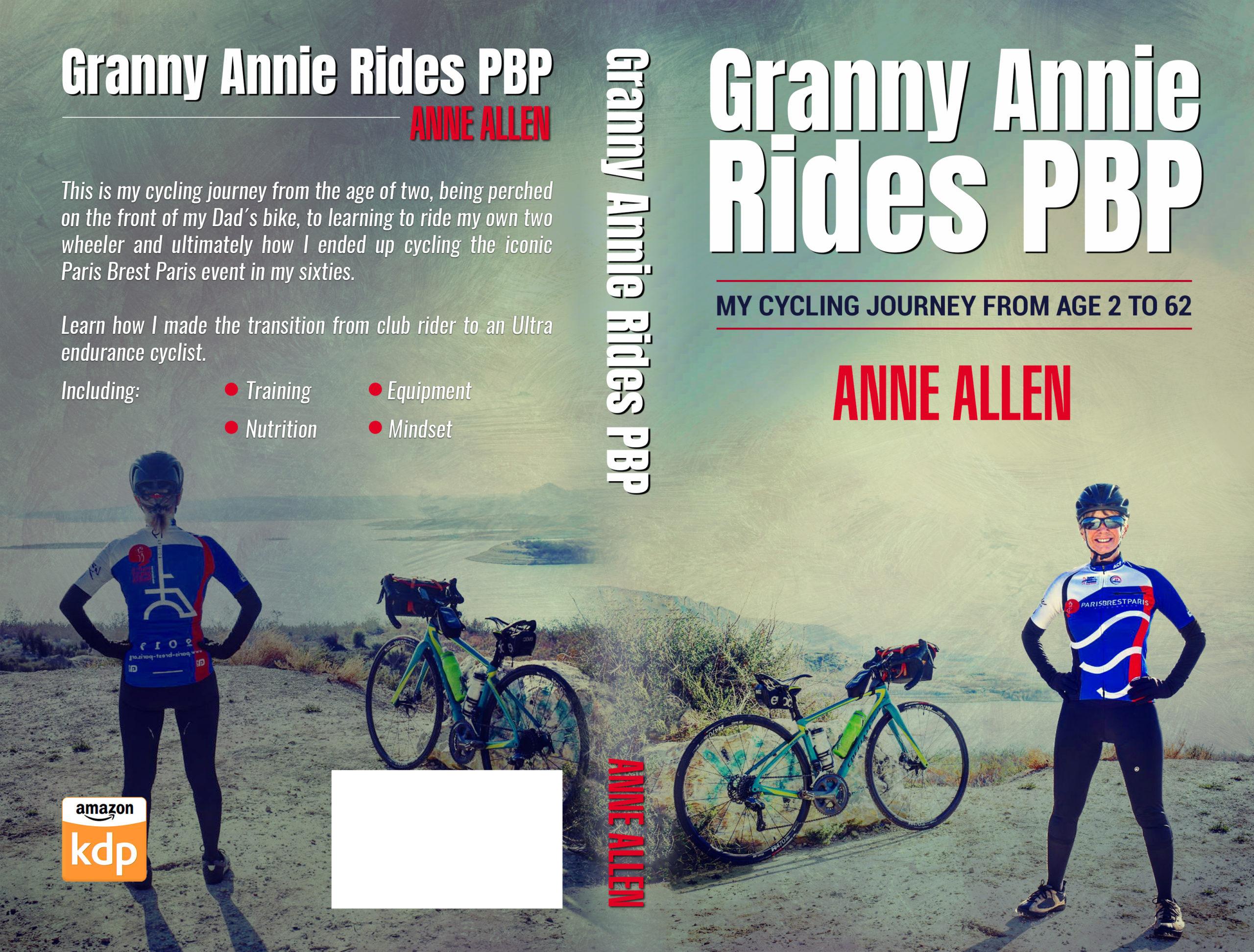 Granny Annie rides PBP