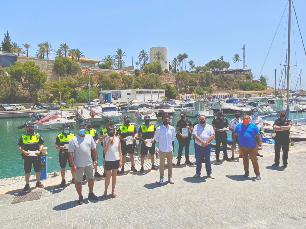 Orihuela Local Police to patrol coastline with jet skis