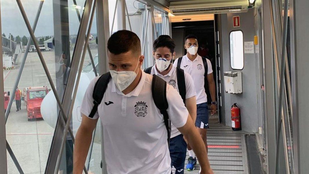 Fuenlabrada football club reports 28 positive cases of coronavirus in the club