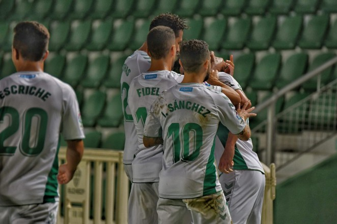 Elche will now contest the promotion playoff to La Liga