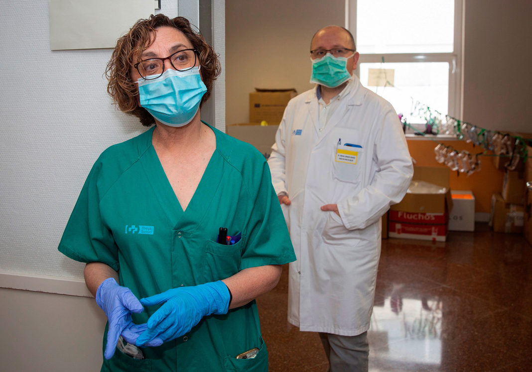 Coronavirus rebound as Health records 333 cases of Covid-19