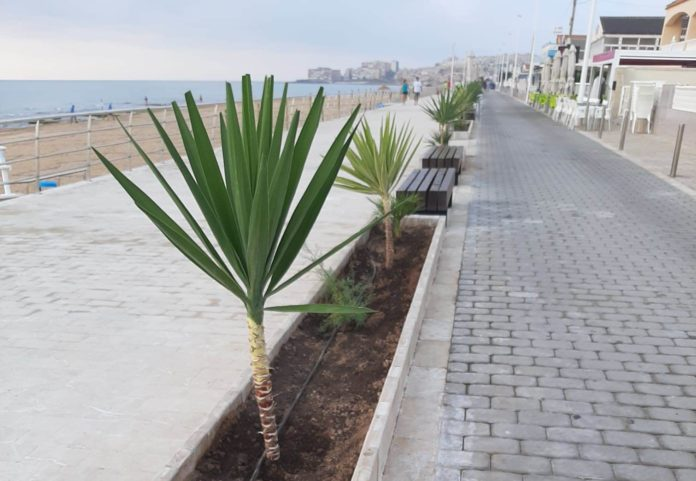 Facelift for La Mata Promenade