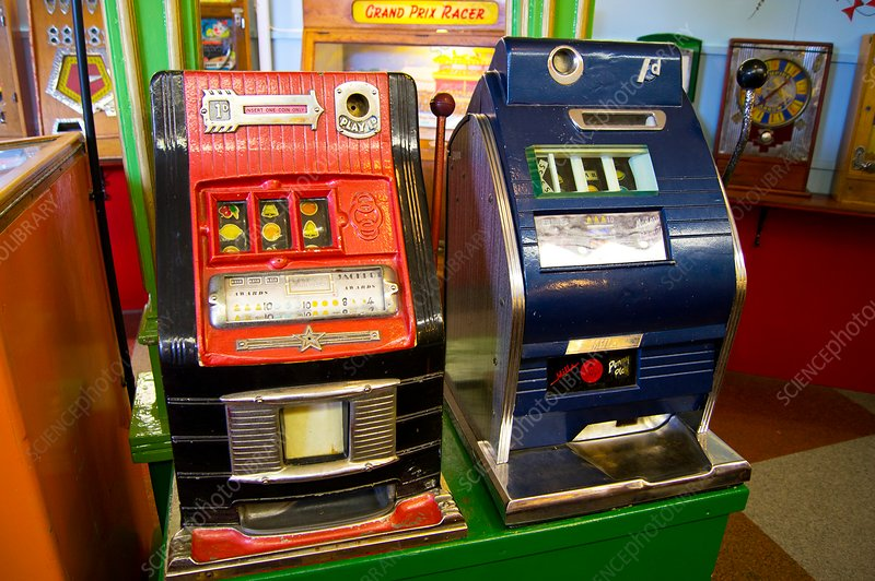 A History of Online Slots