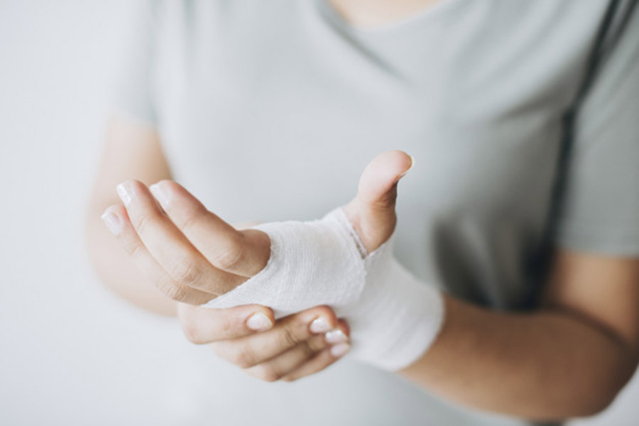 Suffered an injury during the pandemic? What should you do?