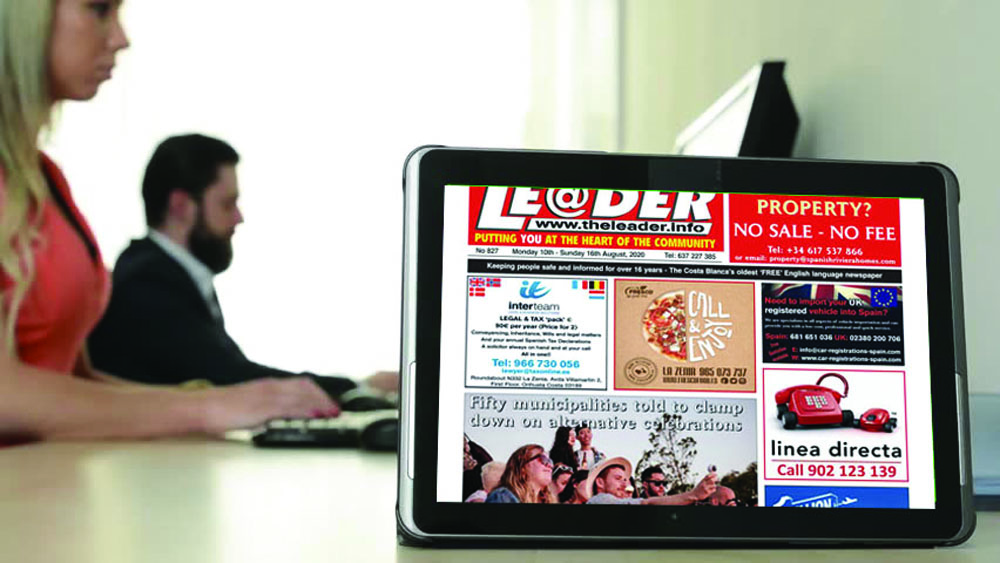 The Leader Newspaper Edition 827