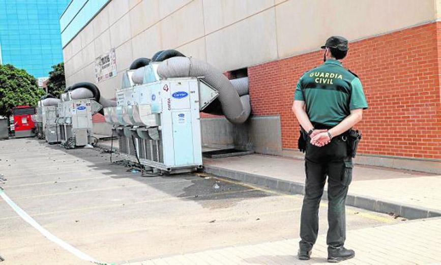 Illegal Immigrants escape from Cartagena centre