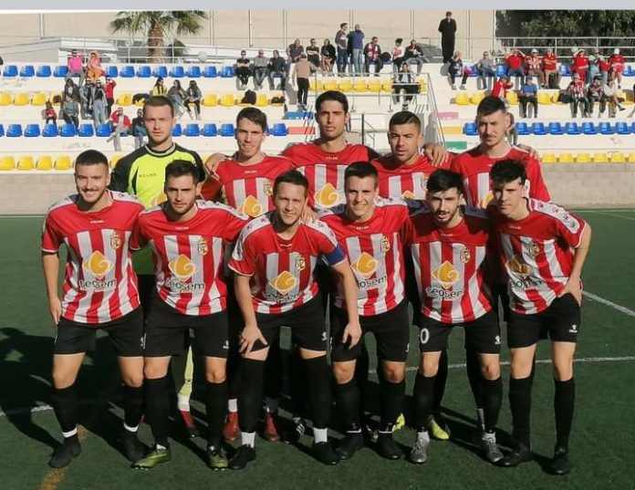 Monte: Kick-off 2020-21 season after returning to the Valencia 1st Regional G8. Photo: Full Monte SC.
