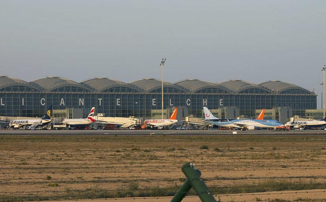 Airlines offer 8,000 flights and 1.4 million seats in El Altet despite restrictions