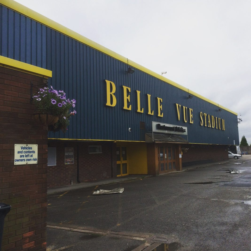 Belle Vue Greyhound Stadium Manchester to close