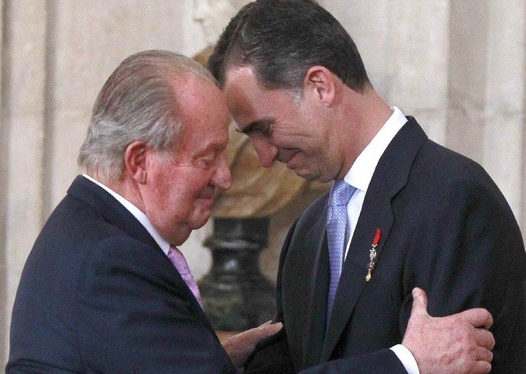 King Juan Carlos takes refuge in Abu Dhabi