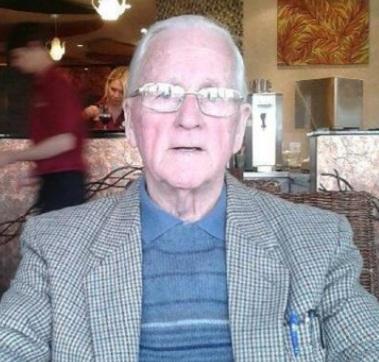 Freddie Harrison: vascular dementia lead to painting cease.